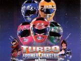 Turbo: A Power Rangers Movie Original Motion Picture Soundtrack