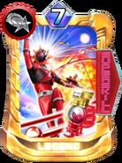 ShishiRed Sun Card in Super Sentai Legend Wars