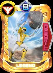 Yellow Owl Card in Super Sentai Legend Wars