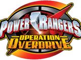 Power Rangers Operation Overdrive (toyline)
