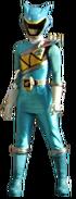 Cyan Dino Charge Ranger