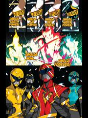 Omega-Ranger-Morph