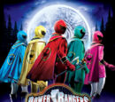 Power Rangers Mystic Force (song)