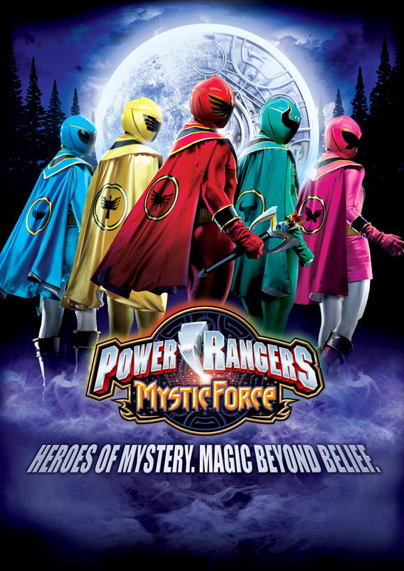Power Rangers (Season 14) Mystic Force in Hindi Dubbed ALL Episodes free Download Mp4
