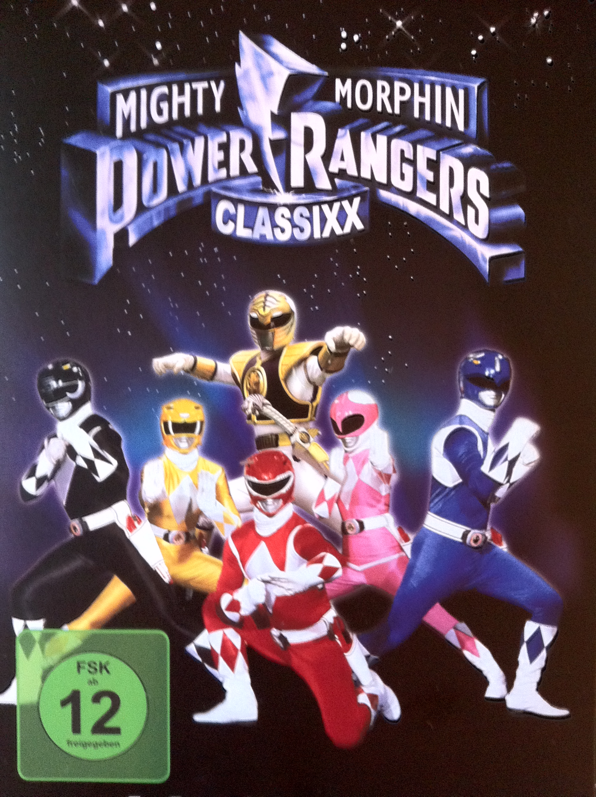 Mighty Morphin Power Rangers Classixx Season 2 Rangerwiki
