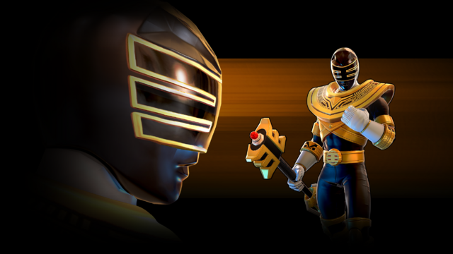 FileLegacy Wars Gold Zeo Ranger Wallpaper