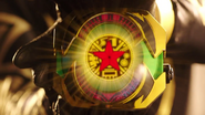 Master Morpher activated (Red Zeo Ranger)