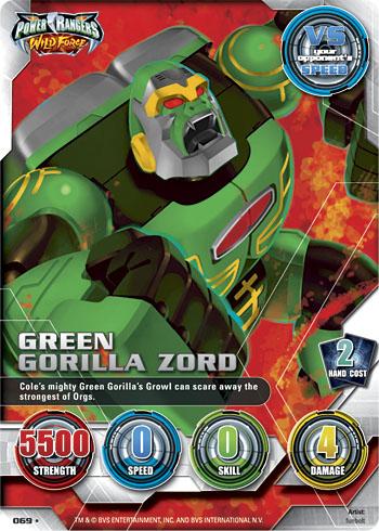 green gorilla near me
