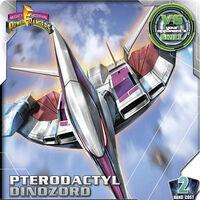 Pterodactyl Dinozord