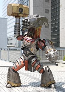 Hammer Bot