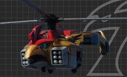 RPM-Falcon Copter