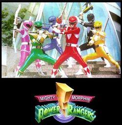 MorphinPowerRangers