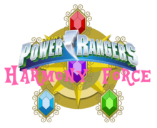 Power rangers harmony force logo by iamnater1225-d9e5v9b