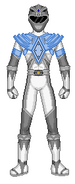 Star Force Silver Ranger