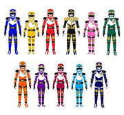 Power Rangers Sports Skill (Navy Ranger)