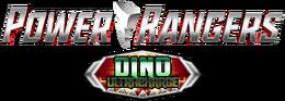 Power Rangers Dino UltraCharge Logo
