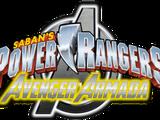 Power Rangers Avenger Armada