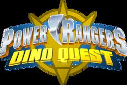 Power Rangers Dino Quest Logo