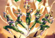 Mighty Morphin Green Guardians