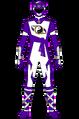 Shaolin Fury Cougar Ranger