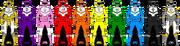 Planet Savior Legendary Ranger Keys