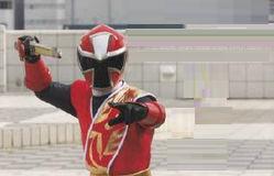 Rexred Ninja Steel