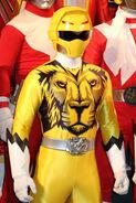 Yellow Wild Prime Ranger