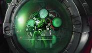 Chameleon Voyager Cockpit