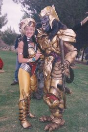 Mighty Morphin Power Rangers Scorpina