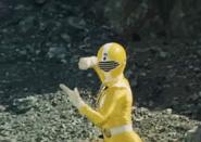 Yellow Supersonic Ranger