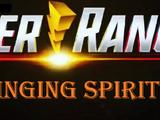 Power Rangers Shining Spirits (Thrills United)