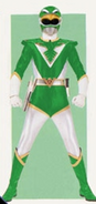 Green Eagle Ranger
