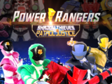 Power Rangers Shadow Thieves VS Patrol Justice/Theme Song
