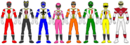 Power Rangers World Legion (2)