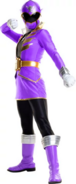 Super Megaforce Purple