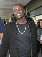 Akon arrives in Mumbai for Ra.One recording