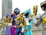 Power Rangers Dino Charge: Next Generation