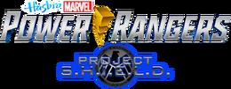 Power Rangers Project SHIELD logo
