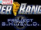 Power Rangers Project S.H.I.E.L.D.
