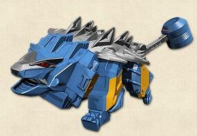 Ankylosaur DynaZord