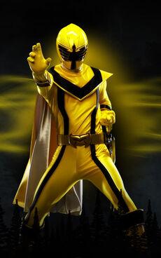 Yellow Mystic Ranger (1)