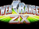 Power Rangers ZX