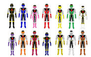 Power Rangers Smash Alliance