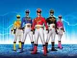 Power Rangers Angelic Warriors