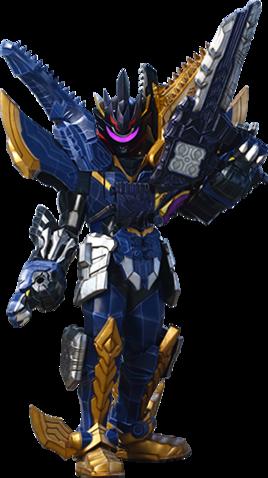 KSR-KishiRyuNeptune ShadowRaptor
