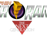 Mighty Morphin Power Rangers - The Next Generation
