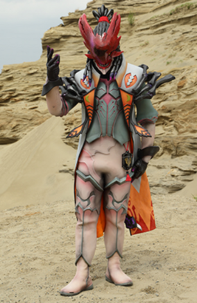 USK-Scorpio transformed