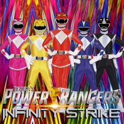 Infinity Strike Poster
