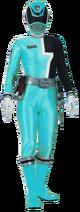 S.P.D. Cyan Ranger