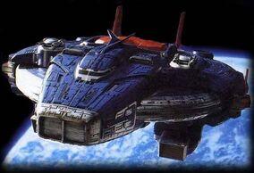 Astro Megaship 1